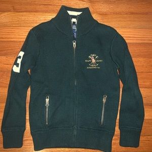 Boys Sweater Size 6 Ralph Lauren
